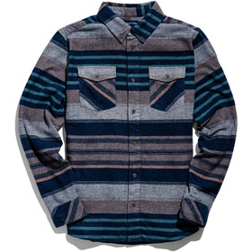 United By Blue The Responsible Flannel Top Hombre, coffee